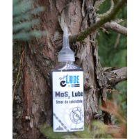eLUBE MoS2 LUBE - olej do łańcucha z dwusiarczkiem molibdenu