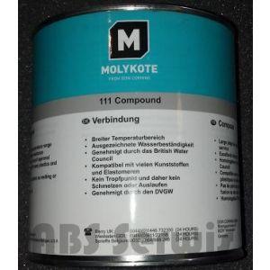 Molykote 111  1kg smar silikonowy