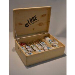 Zestaw rowerowy eLUBE Exclusive BOX
